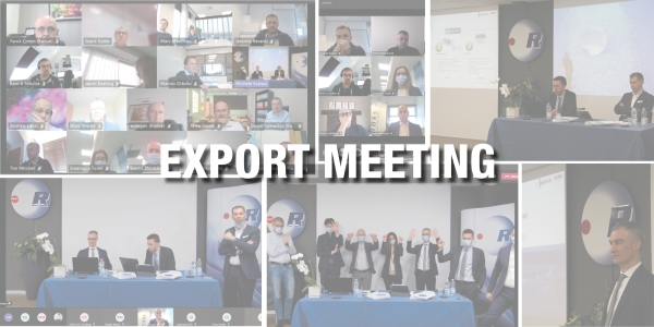 2021 RHOSS EXPORT MEETING