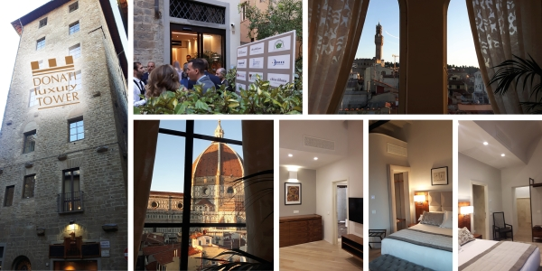A luxury comfort in the middle of Florence
