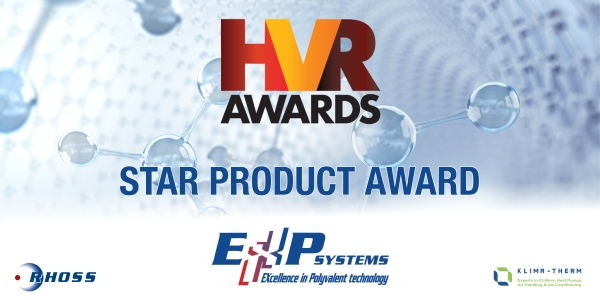 """STAR PRODUCT AWARD"" TO RHOSS EXP"