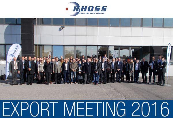 Export Meeting 2016