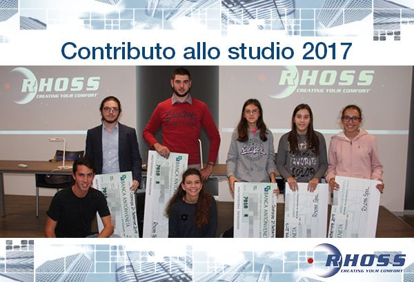 Contribution to the study 2017