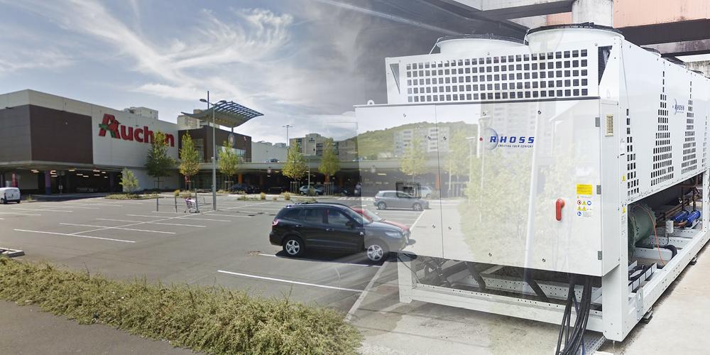 Auchan - France