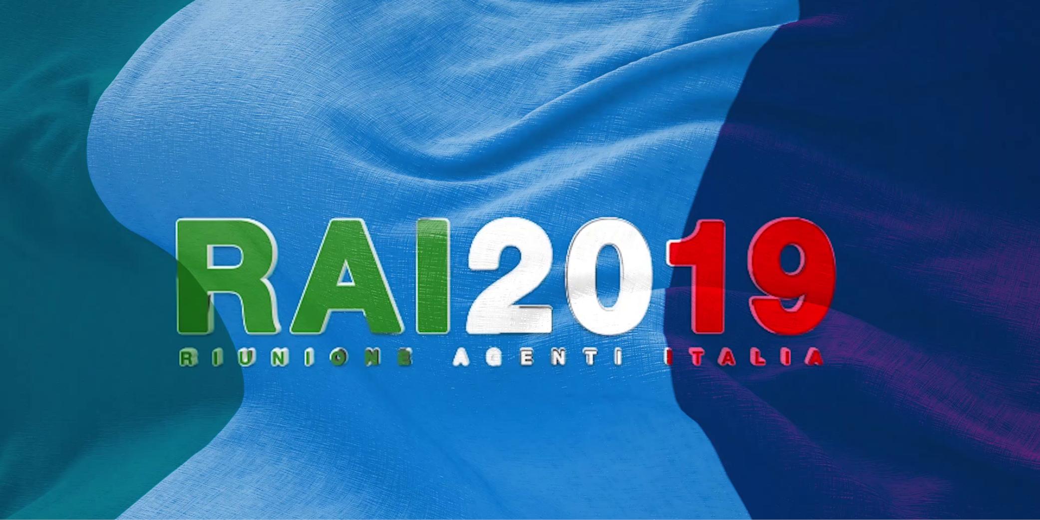 RAI 2019. The annual italian sales meeting