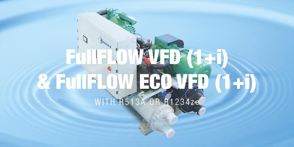 FullFLOW VFD (1+i) & FullFLOW ECO VFD (1+i)