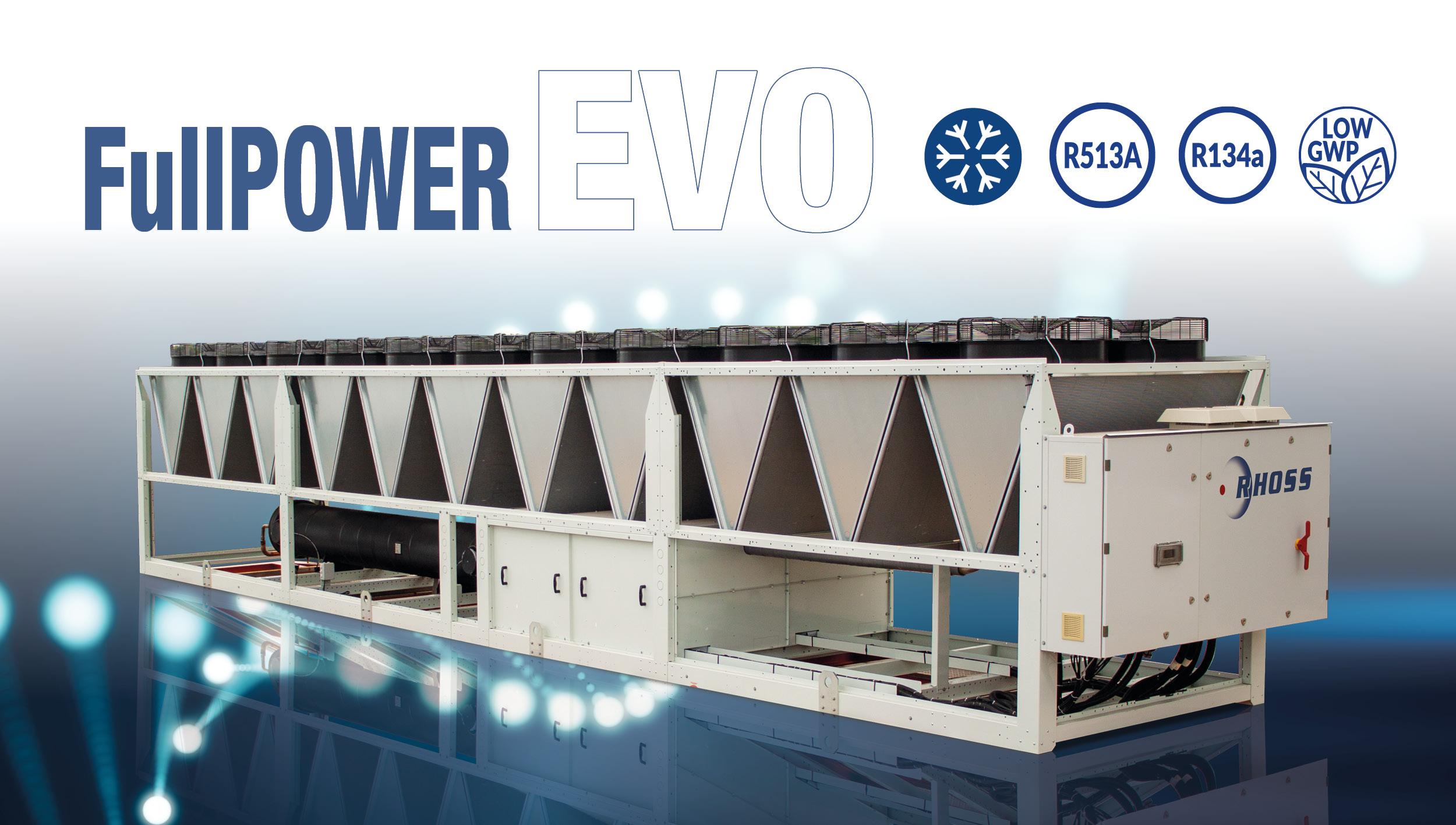 FullPOWER EVO: Efficiency in continuous evolution