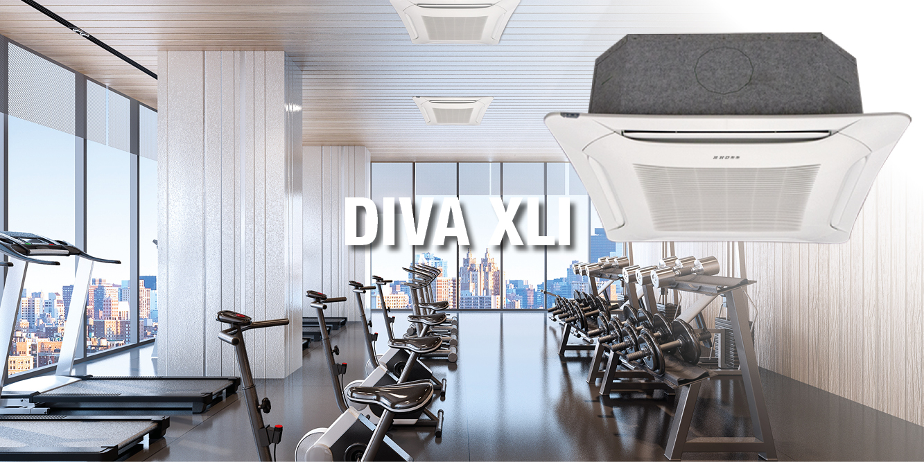 DIVA XLI and DIVA XLI SWING, PERFORMANCE AND DESIGN eXtra Large Inverter!