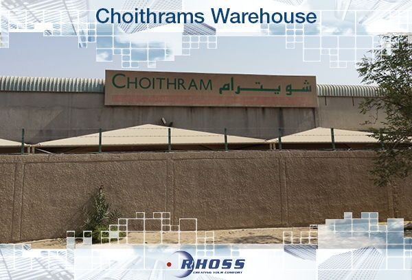 Choithrams Warehouse