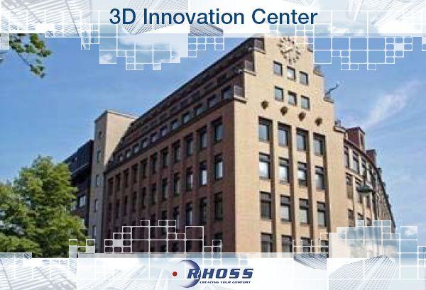 3D Innovation Center