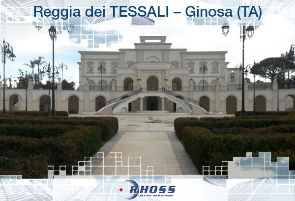 Reggia dei TESSALI – Ginosa (TA)