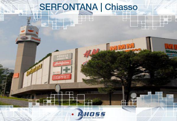 Commercial Center Serfontana – Chiasso (CH)