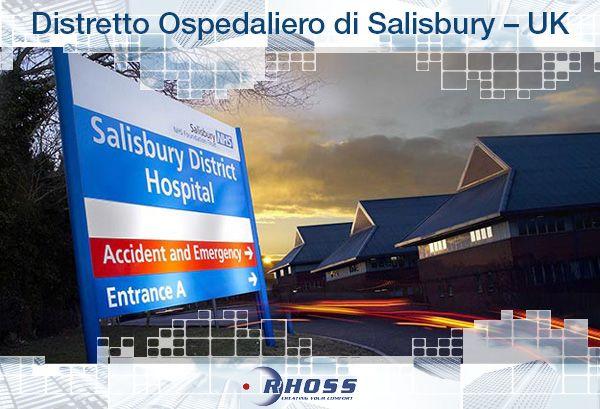 Salisbury District Hospital - UK
